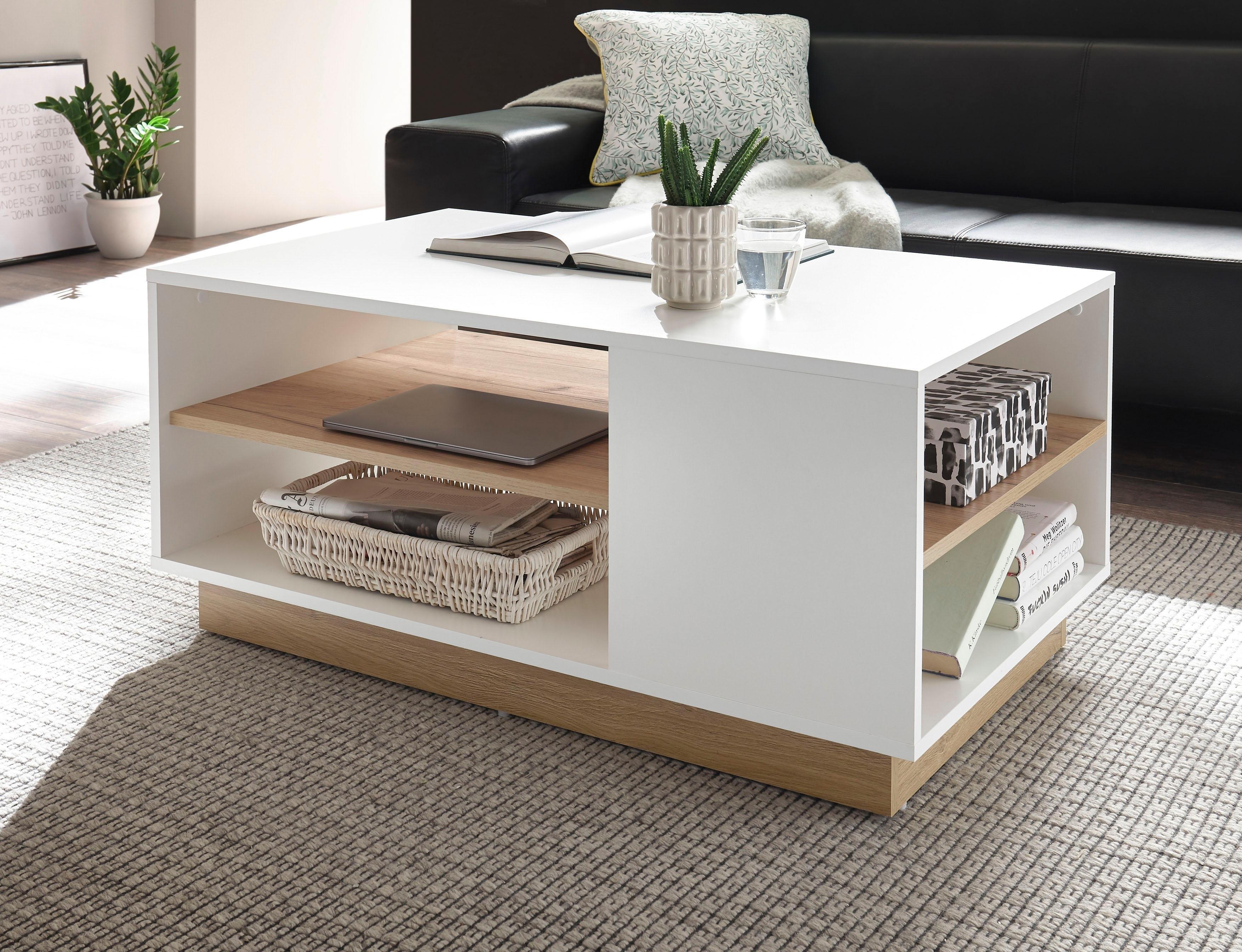 INOSIGN salontafel CLAiR salontafel 61 breedte 100 cm voordelig en veilig online kopen