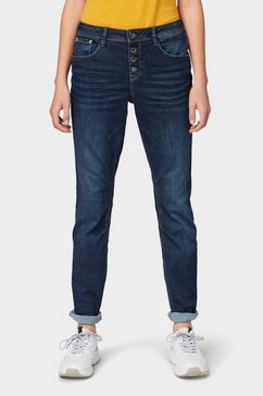 tom tailor denim 5 pocket jeans »lynn antifit jeans« blauw