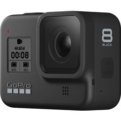 gopro »hero 8 black« action cam zwart