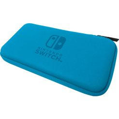 hori »switch lite etui« gameconsoles-tas blauw
