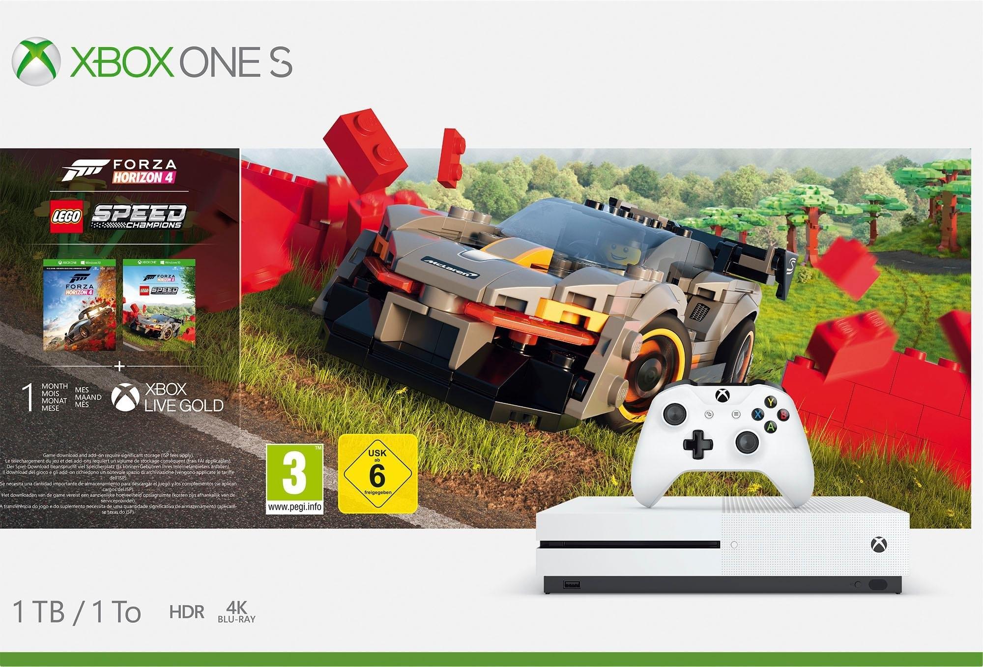 XBOX One S 1 TB nu online bestellen