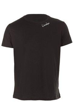 winshape t-shirt »mct011« zwart