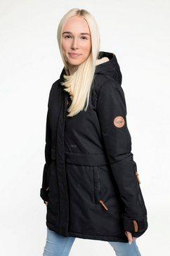 cnsrd ski-jack »elena« zwart