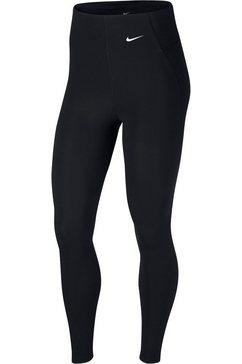 nike functionele tights zwart