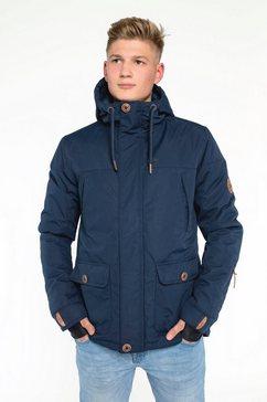 cnsrd ski-jack »finn« blauw