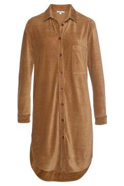 imp by imperial jurk met overhemdkraag »imp-8cu« bruin