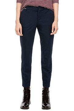 s.oliver jogger pants blauw