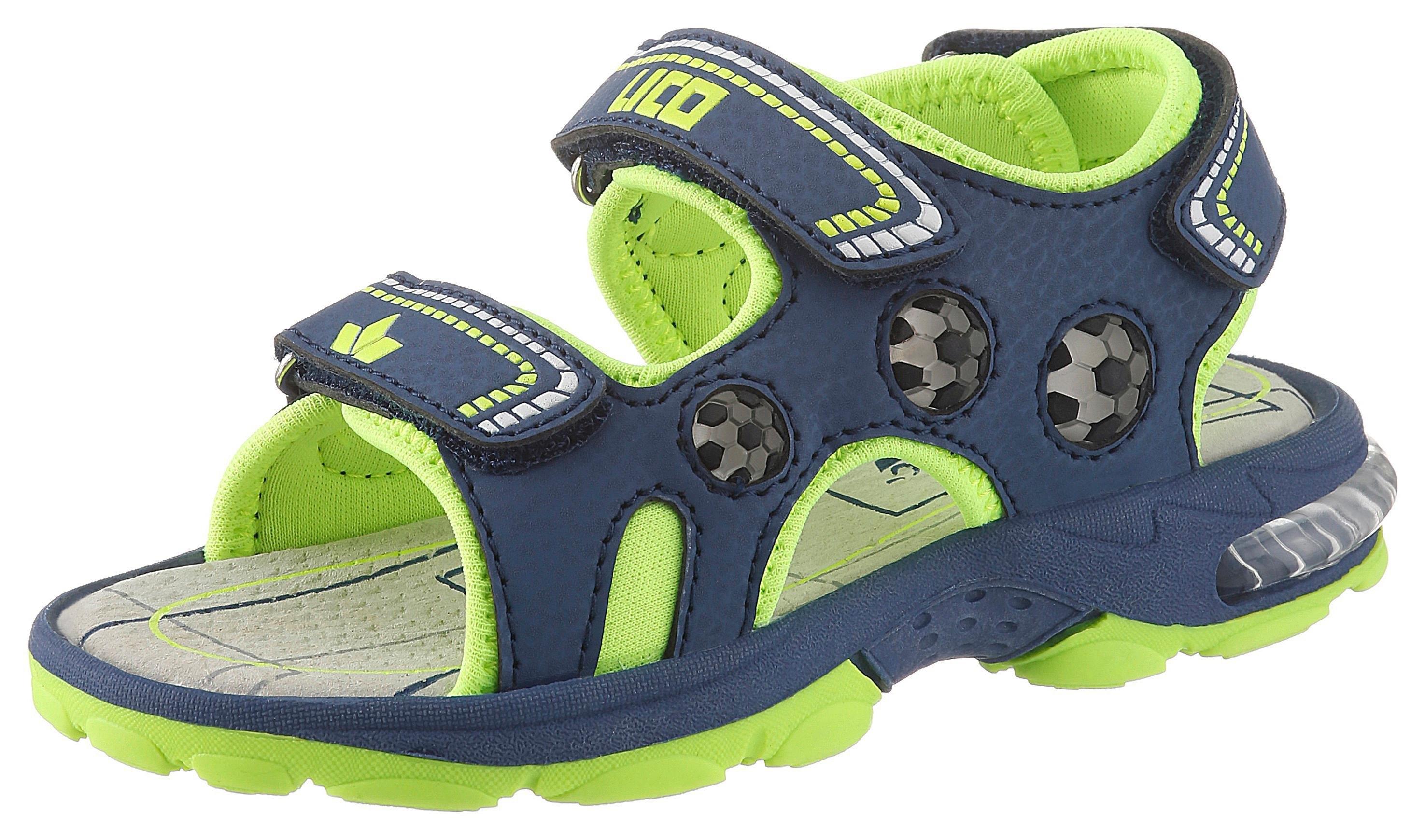 Lico sandalen »Blinkschuh Spotlight« - verschillende betaalmethodes