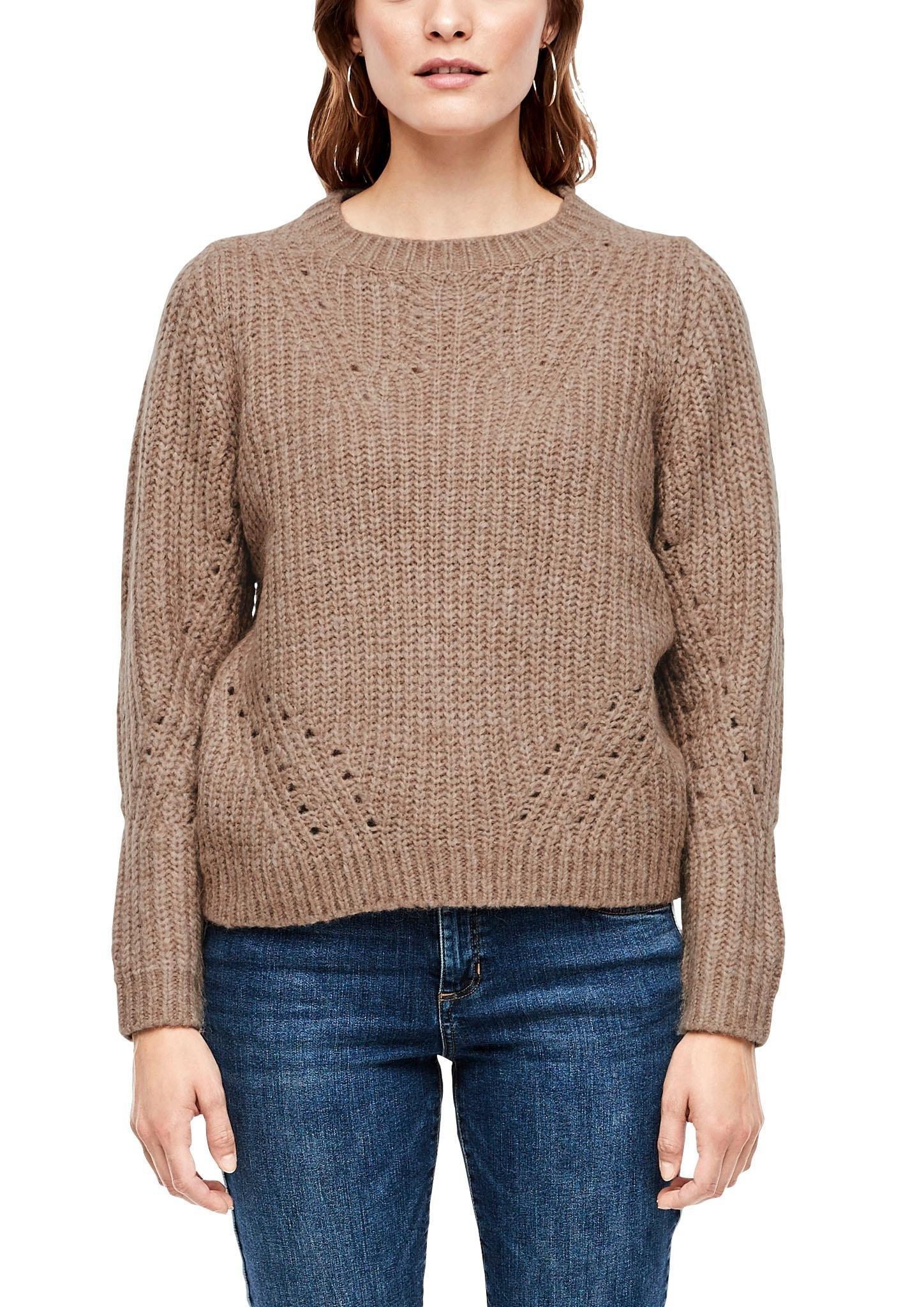 s.Oliver RED LABEL gebreide trui voordelig en veilig online kopen