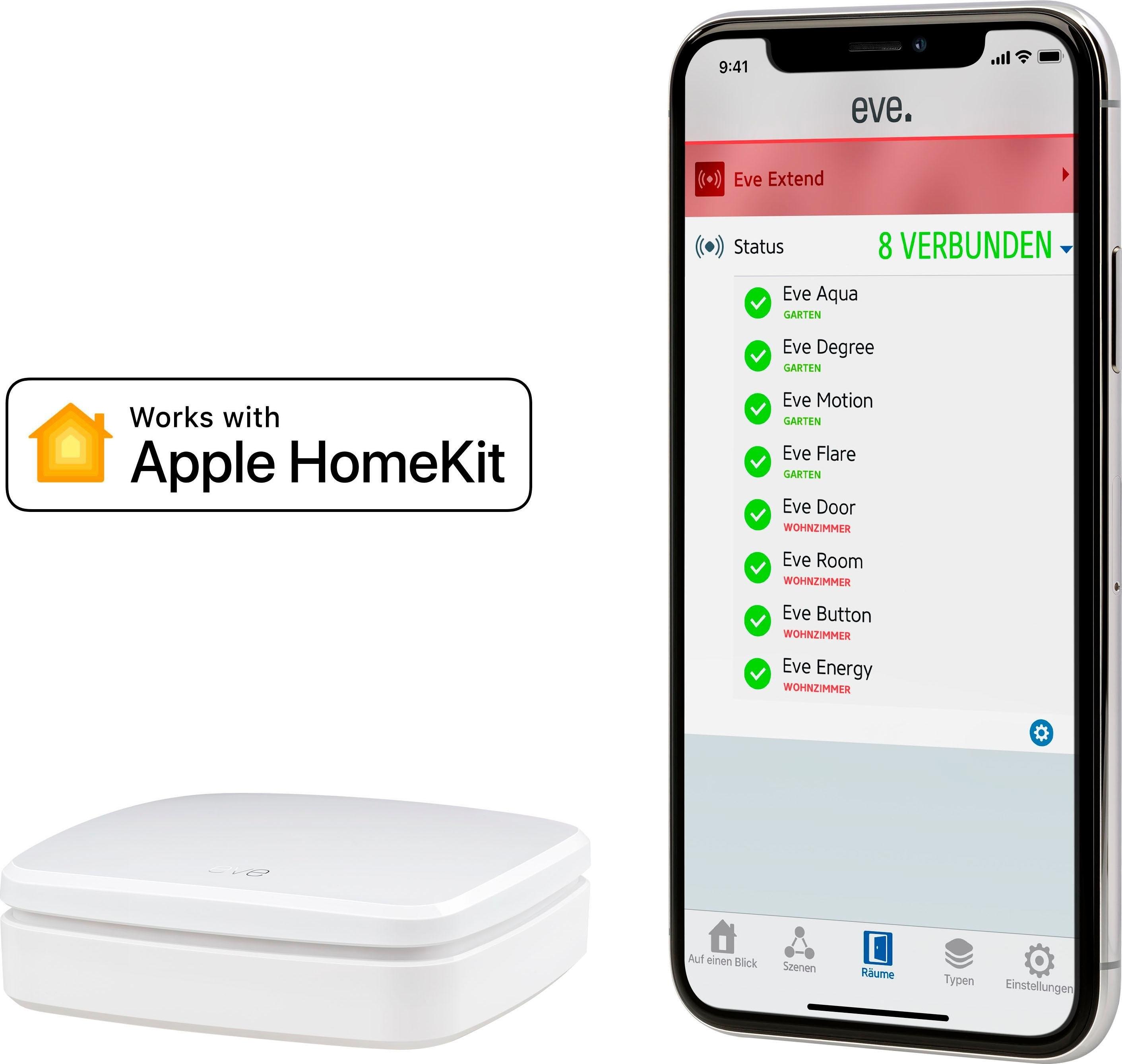 EVE »Extend (HomeKit)« Bereikversterker - gratis ruilen op otto.nl