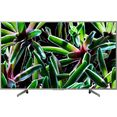 sony »kd-65xg7077« led-tv zilver