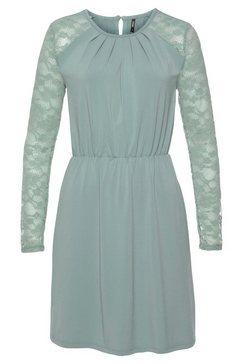 only kanten jurk »hanover« groen