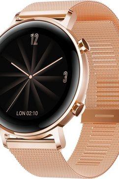 huawei smartwatch watch gt 2 elegant 24 maanden fabrieksgarantie goud