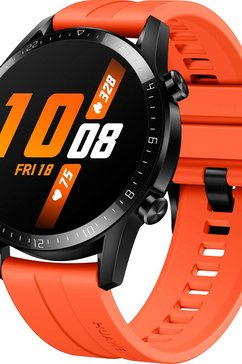 huawei »watch gt 2 sport« smartwatch oranje
