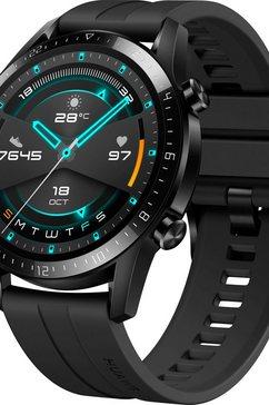huawei smartwatch watch gt 2 sport 24 maanden fabrieksgarantie zwart