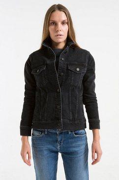 ltb jeansjack »mona« zwart