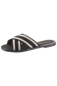 bruno banani slippers zwart