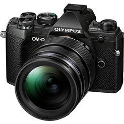 olympus systeemcamera om-d e-m5 mark iii zwart