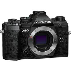 olympus systeemcamera om-d e-m5 mark iii body zwart
