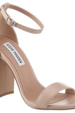 steve madden highheel sandaaltjes »carrson« beige