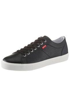 levi's sneakers zwart