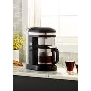 kitchenaid »kitchenaid 5kcm1209eob« filterkoffieapparaat zwart
