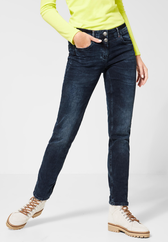Cecil slim fit jeans bij OTTO online kopen