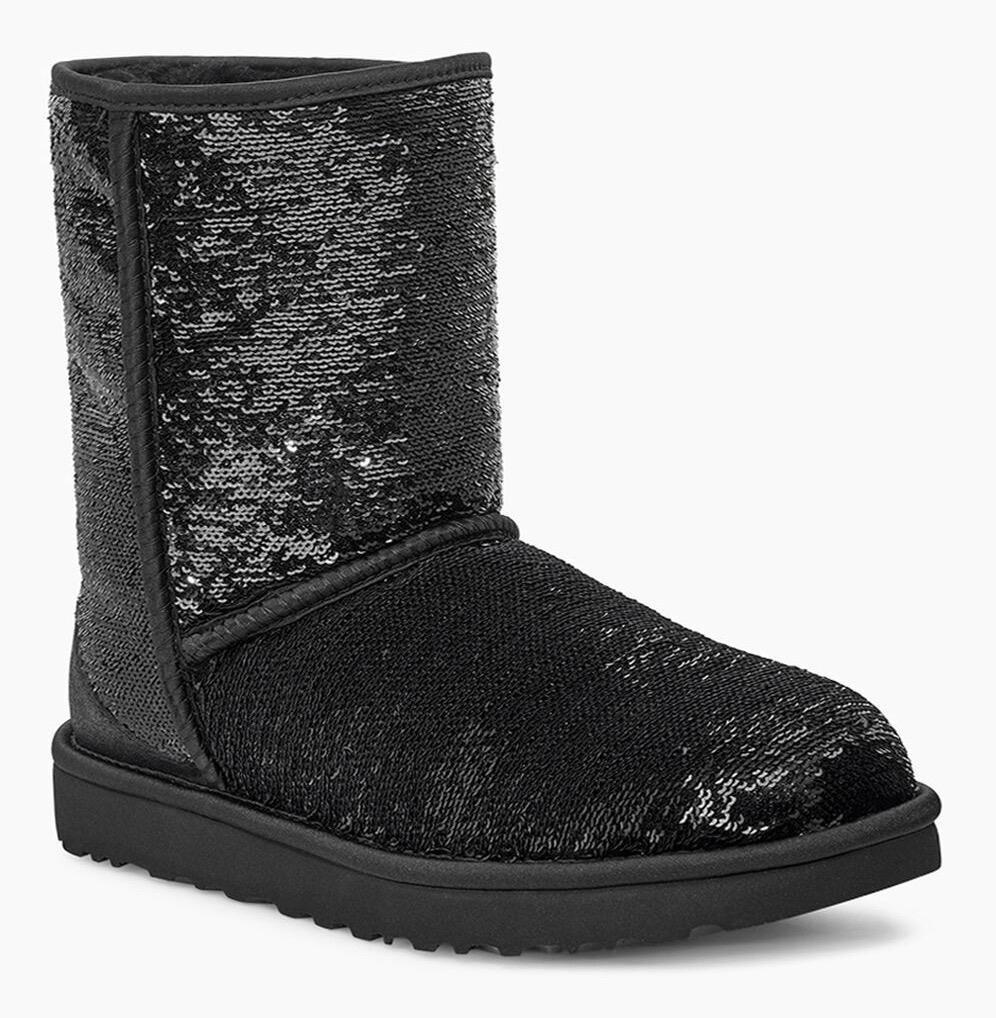 Ugg boots zonder sluiting »Classic Short Cosmos Sequin« bij OTTO online kopen