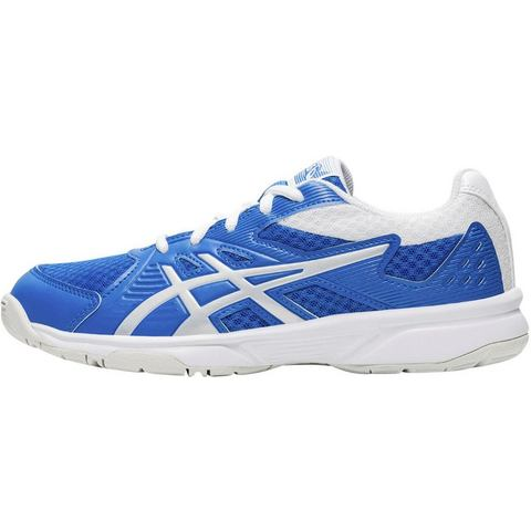 ASICS Upcourt 3 sportschoenen kobaltblauw-zilver