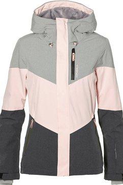 o'neill ski-jack »coral jacket« grijs