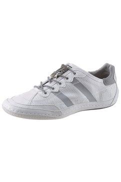 bugatti sneakers »canario« wit