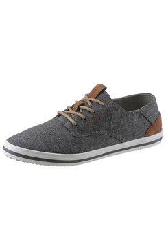 bugatti sneakers »alfa« grijs