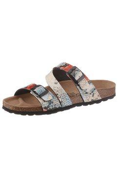 bio time slippers beige