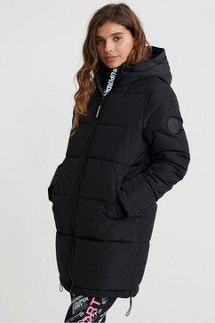 superdry outdoorjack »ion padded jacket« zwart
