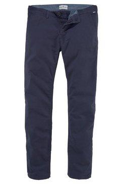tom tailor chino-broek blauw