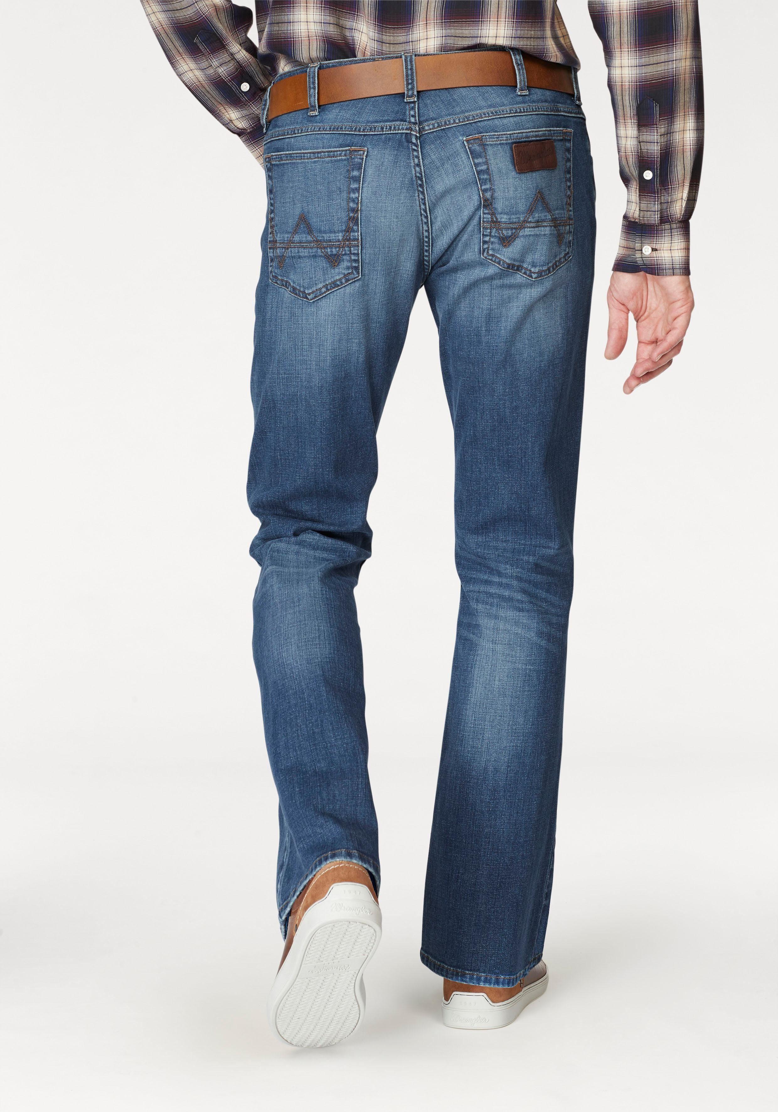 Wrangler Jacksville Heren Jeans | Kleding.nl