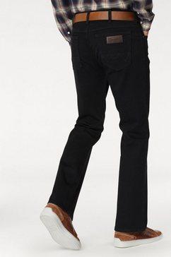 wrangler bootcut jeans jacksville zwart