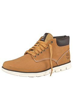 timberland sneakers »bradstreet chukka leather« bruin
