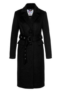 ajc lange jas zwart