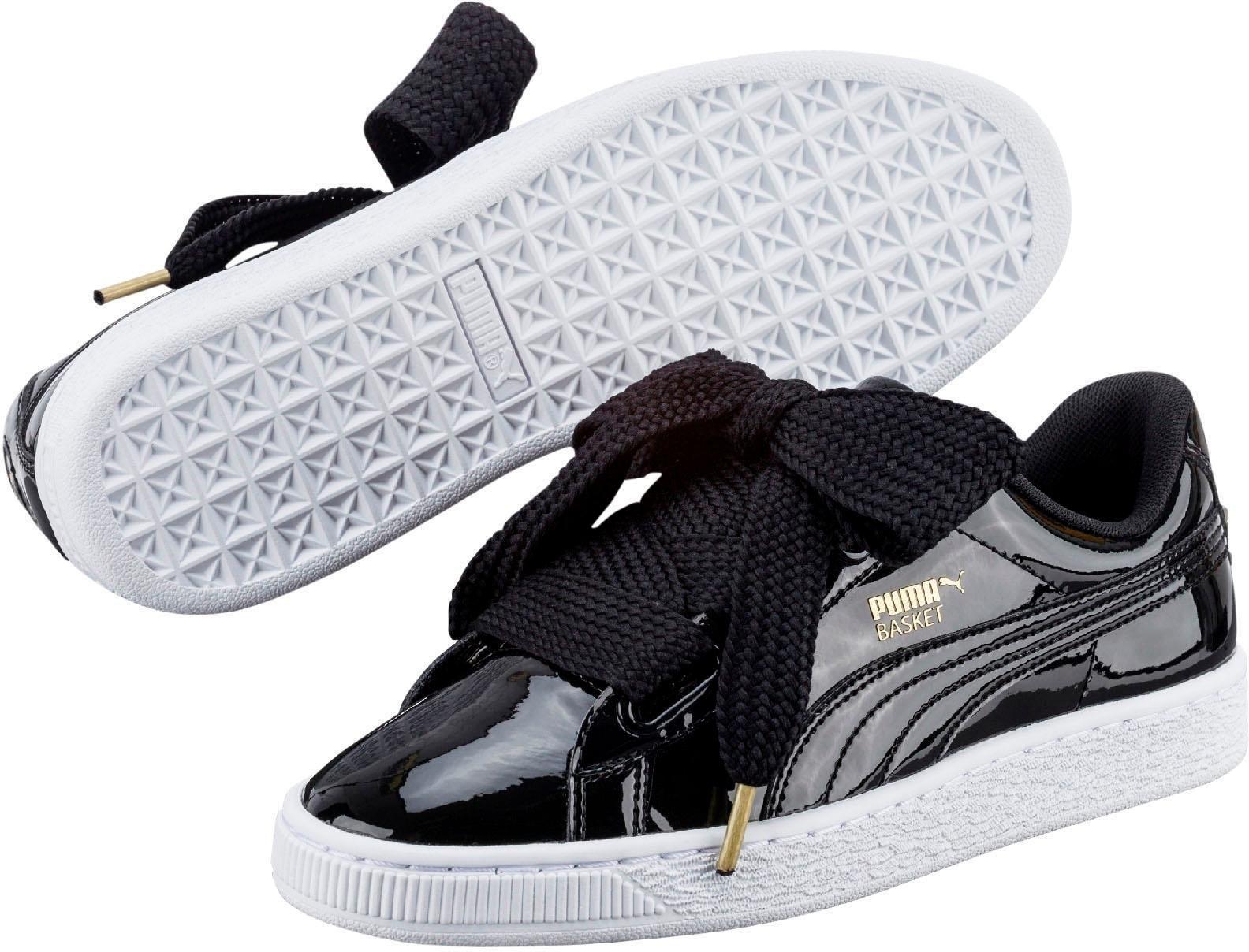 PUMA sneakers Basket Heart Patent in de webshop van OTTO kopen