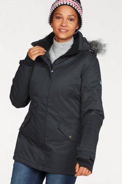polarino ski-jack zwart