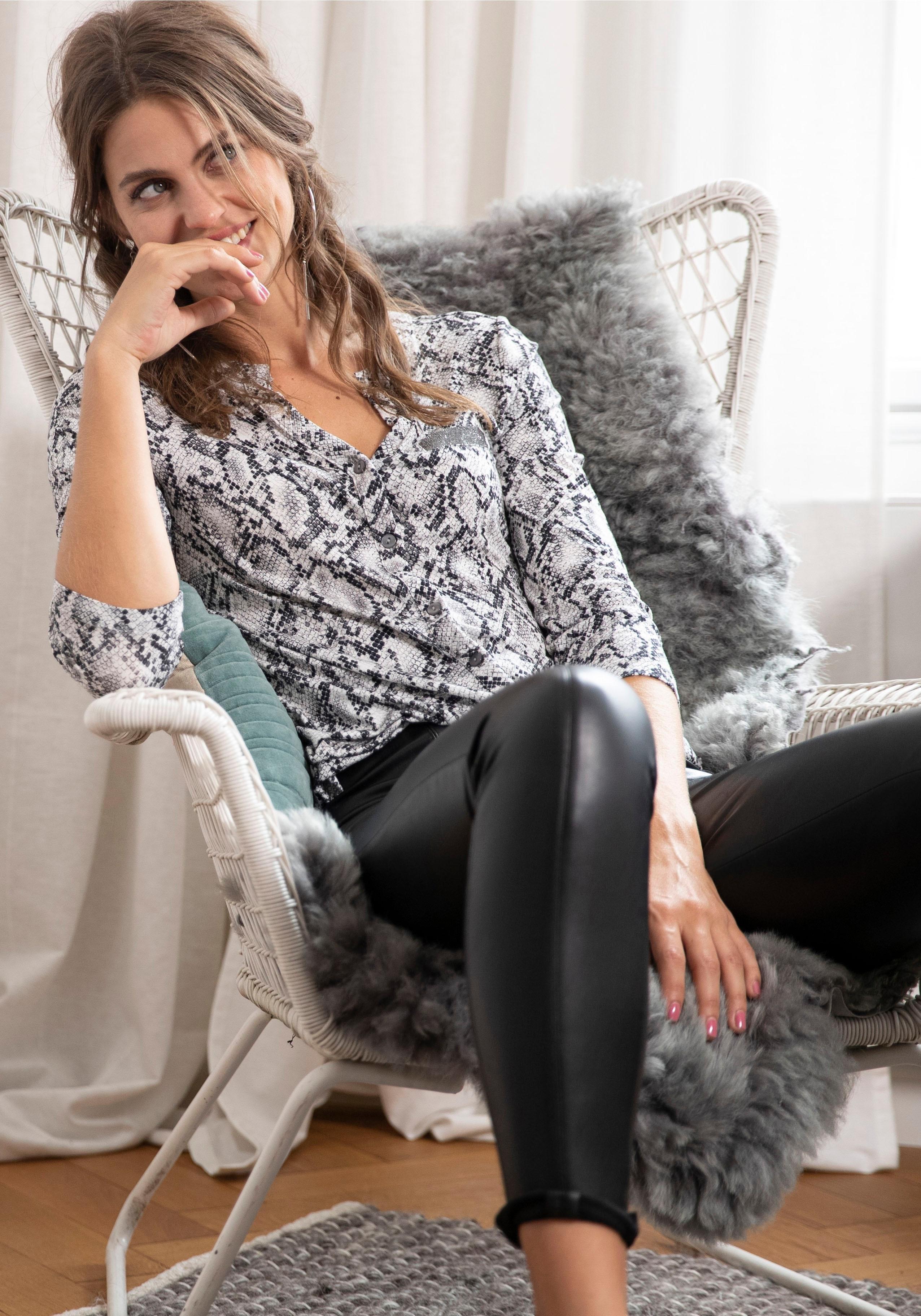 Laura Scott shirt met driekwartmouwen veilig op otto.nl kopen