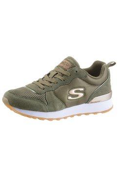 skechers sneakers »goldn gurl« groen