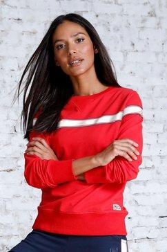 h.i.s sweatshirt rood