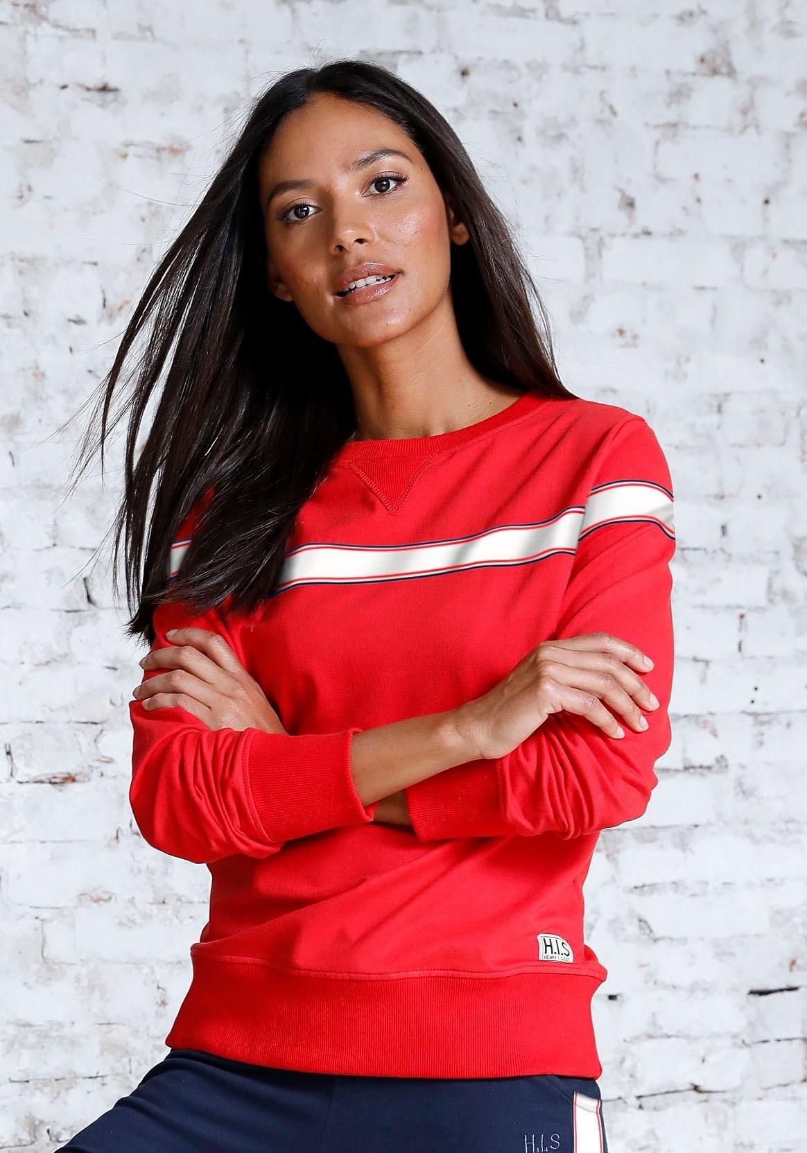 H.I.S sweatshirt nu online kopen bij OTTO