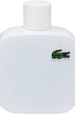 lacoste eau de toilette eau de lacoste l.12.12 wit