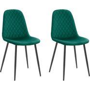 stoel »mira s« set van 2 of 4) groen