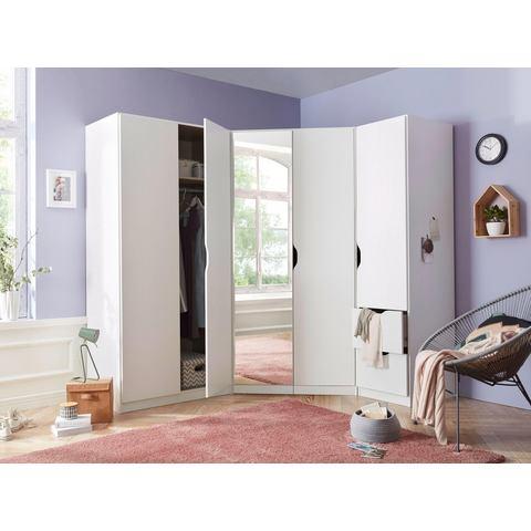 rauch PACK´S hoekkastset Freiham, (3-delig), met 1-deurs- en 2-deurskast