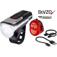 sigma sport fietsverlichting aura 80 usb koplamp (2) zwart