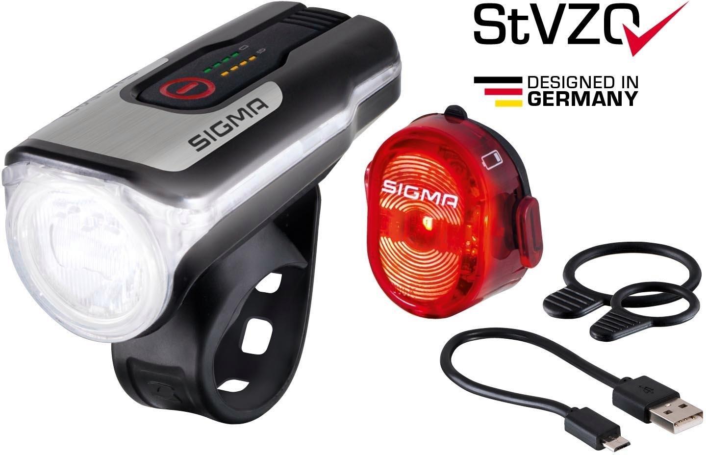 Op zoek naar een SIGMA SPORT fietsverlichting Aura 80 USB koplamp (2)? Koop online bij OTTO